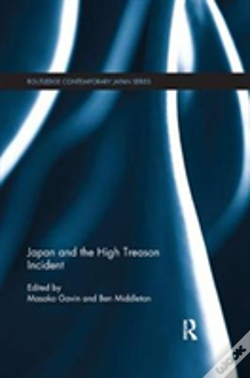 Wook.pt - Japan And The High Treason Incident
