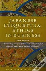 Japanese Etiquette And Ethics In Business