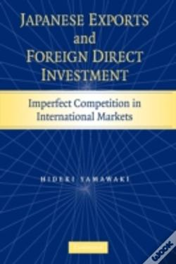Wook.pt - Japanese Exports And Foreign Direct Investment