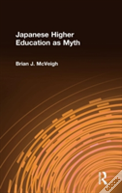Wook.pt - Japanese Higher Education As Myth