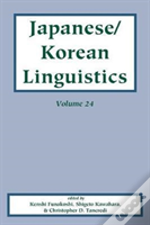 Japanese/Korean Linguistics, Volume 24