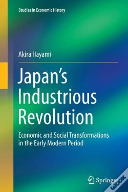 Wook.pt - Japan'S Industrious Revolution