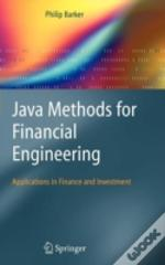 Java Methods For Financial Engineering