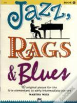 Jazz Rags Blues Book 1 Piano
