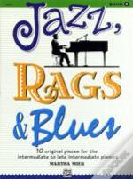 Jazz Rags Blues Book 3 Piano