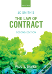 Jc Smiths The Law Of Contract 2e