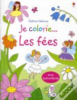 Je Colorie... Les Fees