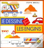 Je Dessine Comme Un Grand - Les Engins