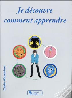 Wook.pt - Je Reussis A Apprendre - Cahier Exercices