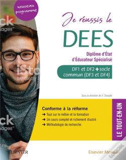 Wook.pt - Je Reussis Le Dees. Diplome D'Etat D'Educateur Specialise - Socle Commun + Option. Conforme A La Ref