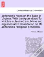 Jefferson'S Notes On The State Of Virgin