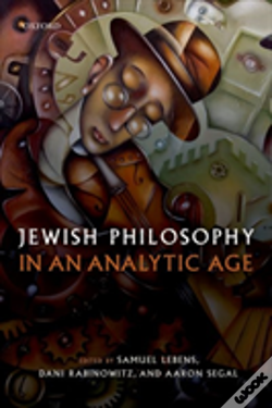 Wook.pt - Jewish Philosophy In An Analytic Age