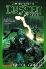 Jim Butchers Dresden Files Ghoul Goblin