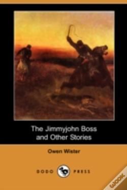 Wook.pt - Jimmyjohn Boss And Other Stories (Dodo Press)