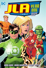 Jla Year One Dleuxe