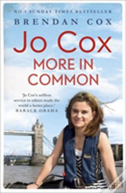 Wook.pt - Jo Cox More In Common