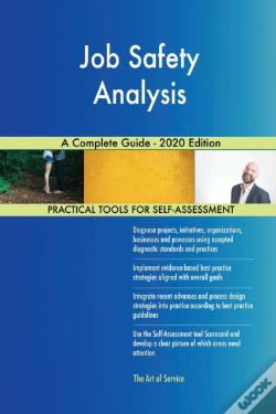 Wook.pt - Job Safety Analysis A Complete Guide - 2020 Edition