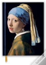 Johannes Vermeer Girl With A Pearl Earri