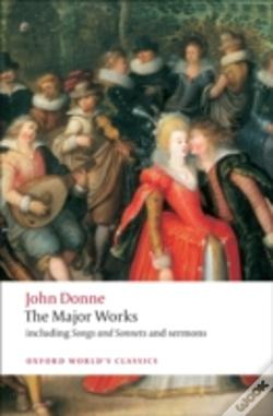 Wook.pt - John Donne - The Major Works