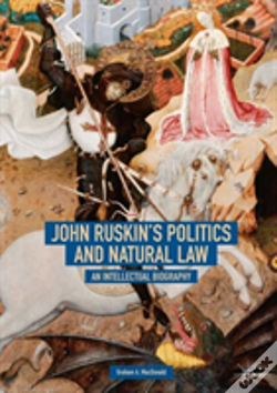 Wook.pt - John Ruskin'S Politics And Natural Law