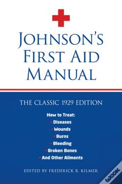 Wook.pt - Johnson'S First Aid Manual