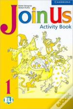 Join Us 1 Activity Book