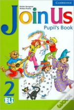 Join Us 2 Pupil'S Book