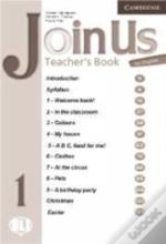 Join Us For English 1 Teacher'S Book Czech Edition