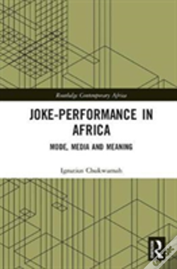Wook.pt - Joke Performance In Africa