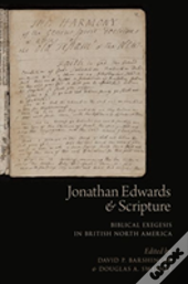 Jonathan Edwards And Scripture