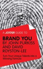 Joosr Guide To... Brand You By John Purkiss And David Royston-Lee