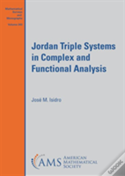 Wook.pt - Jordan Triple Systems In Complex And Functional Analysis