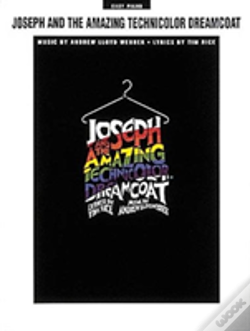 Wook.pt - Joseph And The Amazing Technicolor Dreamcoat