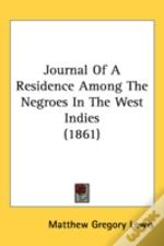 Journal Of A Residence Among The Negroes In The West Indies (1861)