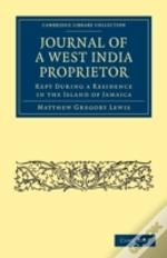 Journal Of A West India Proprietor