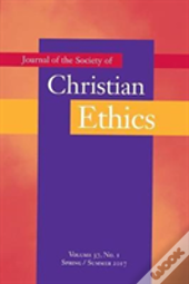 Journal Of Society Of Christian Ethicsp