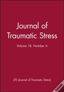 Wook.pt - Journal Of Traumatic Stress