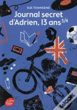 Journal Secret D'Adrien, 13 Ans 3/4