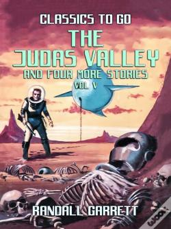 Wook.pt - Judas Valley And Four More Stories Vol V