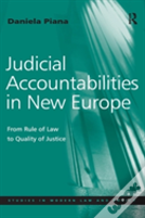 Judicial Accountabilities In New Europe