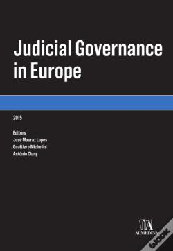 Wook.pt - Judicial Governance In Europe
