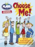 Julia Donaldson Plays Choose Me (Lime)