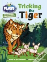 Julia Donaldson Plays Tricking The Tiger (Turquoise)