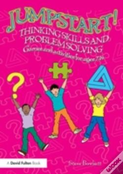 Wook.pt - Jumpstart Thinking Skills And Problem Solving