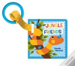 Wook.pt - Jungle Friends Buggy Book