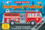 Junior Builder: Emergency Vehicles