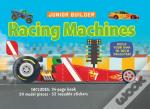 Junior Builder: Racing Machines