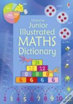 Wook.pt - Junior Illustrated Maths Dictionary