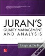 Juran'S Quality Management And Analysis System