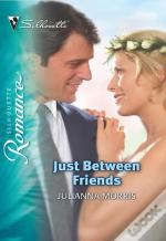 Just Between Friends (Mills & Boon Silhouette)